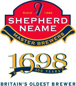 Shepherd Neame 1698 Logo
