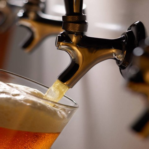 Кран за наливна бира под наем